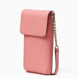 Larchmont Avenue North South Crossbody